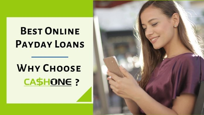 CashOne Review 2021: Payday Loan Upto 1000$ Just in 60 Minutes